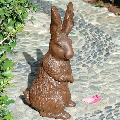 The English Hare Statue