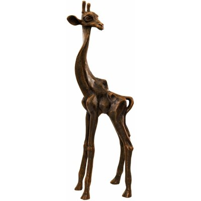 The Graceful Giraffe Figurine