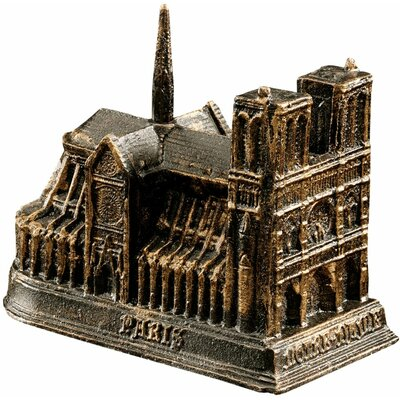 Design Toscano The Icons Paris Notre Dame Sculpture