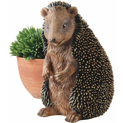 Halsey the Hedgehog Statue