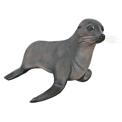 Design Toscano The Baby Fur Seal Statue