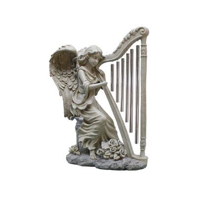 Small Music from Heaven Garden Statue