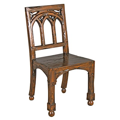 Gothic Revival Rectory Side Chair