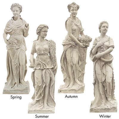 Design Toscano Goddesses of the Four Seasons Spring Statue