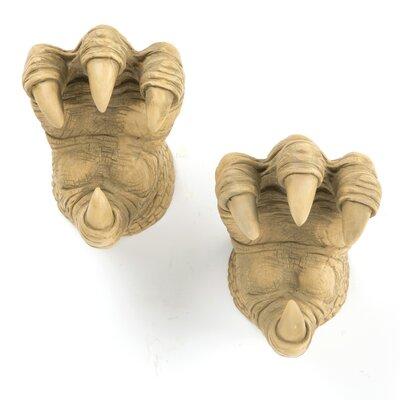 Design Toscano Talons of the Dunheviel Dragon Wall Sculpture