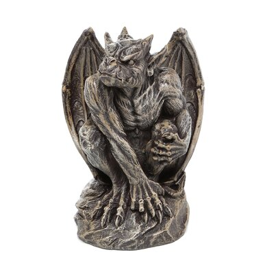 Design Toscano Silas The Gargoyle Sentry Statue
