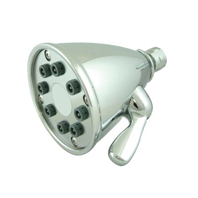 "Whitehaus Collection ShowerHaus 4.75"" Round Rainfall Shower Head"