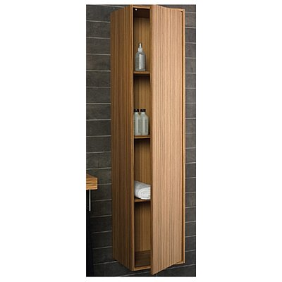Whitehaus Collection Aeri Wood Wall Mount Unit Cabinet or Storage