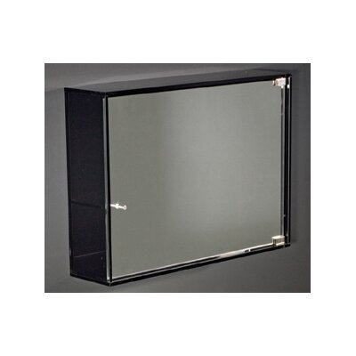 "Whitehaus Collection Aeri 22"" x 16"" Surface Mount Medicine Cabinet"