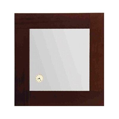 Whitehaus Collection Antonio Miro Iroko Wall Mount Bathroom Sink