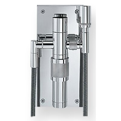 Whitehaus Collection Gesto Wall Mount Shower Mixer