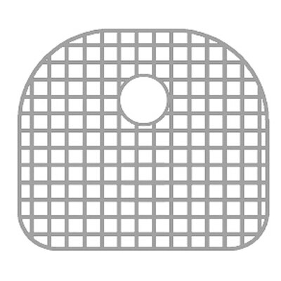 "Whitehaus Collection 18"" x 29"" Sink Grid for Noah Single D-Bowl Undermount Sink"