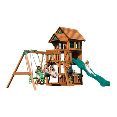 Backyard Discovery Windsor II Swing Set
