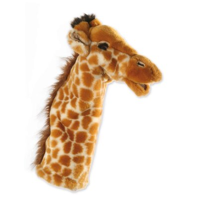 The Puppet Company Long-Sleeved Giraffe Glove Puppet