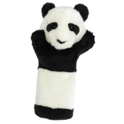 The Puppet Company Long-Sleeved Panda Glove Puppet