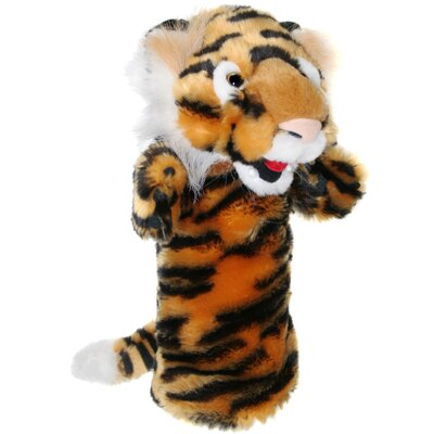 The Puppet Company Long-Sleeved Tiger Glove Puppet