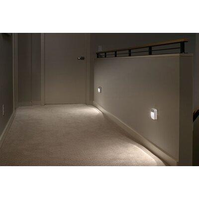 beams battery powered motion sensing led stick anywhere night light. Black Bedroom Furniture Sets. Home Design Ideas