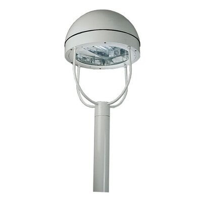 Deco Lighting 80W Sphere Top Spider Post Mount Head in Bronze