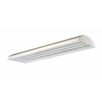 Deco Lighting 54W T5 Fluorescent High Bay Six Light Strip Light