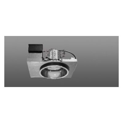 Deco Lighting 55W Recessed Architectural Downlight in Matte Black