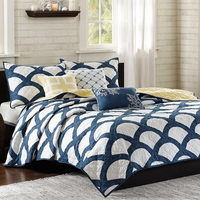 Kokomo 6 Piece Coverlet Set