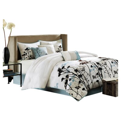Madison Park Matilda 7 Piece Comforter Set