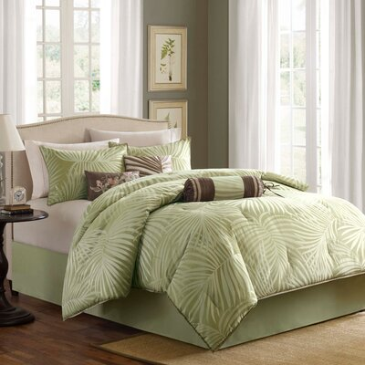 Madison Park Freeport 7 Piece Comforter Set