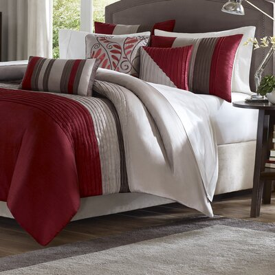 Madison Park Tradewinds 6 Piece Duvet Set