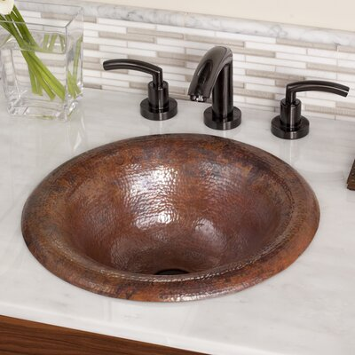 Native Trails, Inc. Maestro Ananda Lavatory Sink