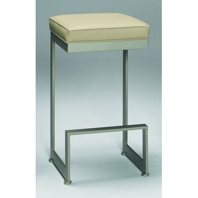 "Johnston Casuals 4-Score 26"" Quick-Ship Backless Counter Stool"
