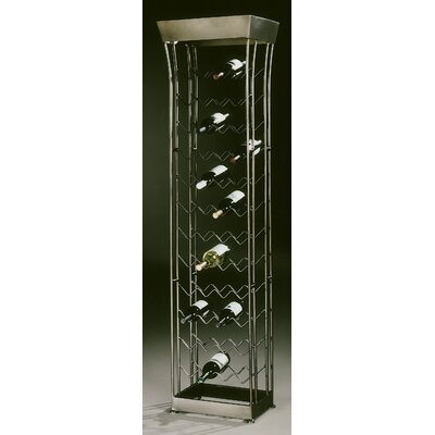 Johnston Casuals 48 Bottle Wine Rack