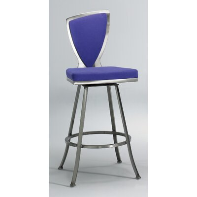 Johnston Casuals Diva Contemporary Swivel Barstool