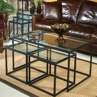Johnston Casuals Cubic Coffee Table
