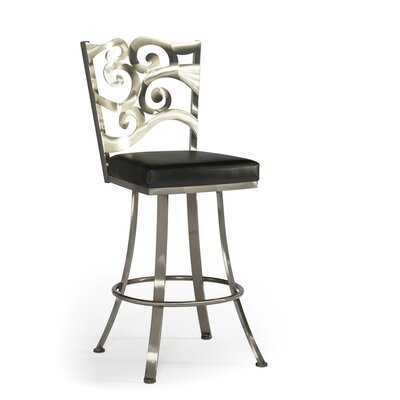"Johnston Casuals Francesca 30"" Swivel Barstool"