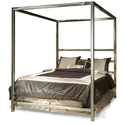Johnston Casuals Luxor Canopy Bed