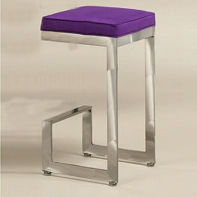 Johnston Casuals 4-Score Contemporary Bar Stool
