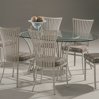 Johnston Casuals Paralline 7 Piece Dining Set