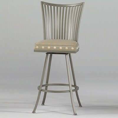 Johnston Casuals Genesis Contemporary Swivel Barstool