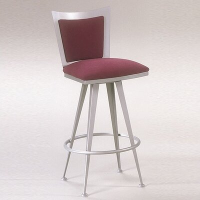 Johnston Casuals Excalibur Contemporary Swivel Barstool