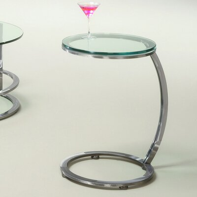 Quest One - Bar Contemporary End Table