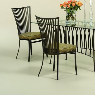 Johnston Casuals Paralline Side Chair