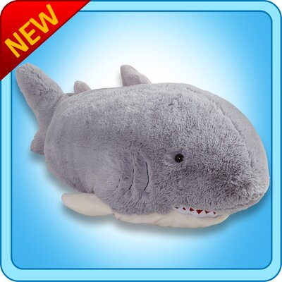 My Pillow Pets Large Shark Pet Pillow
