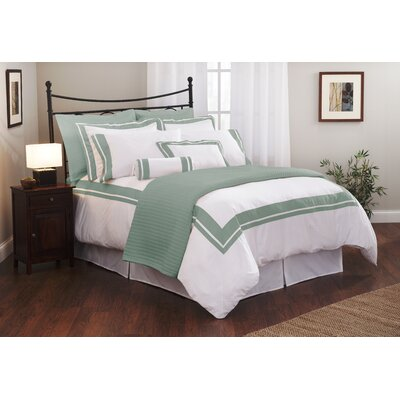 Wildon Home ® Inlay Duvet Cover Collection