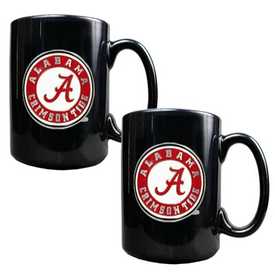 Great American Products NCAA Mug (Set of 2)