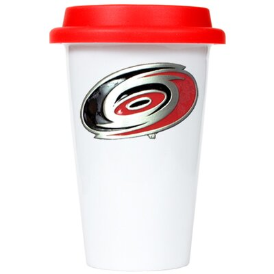 Great American Products NHL 12oz Double Wall Tumbler with Lid