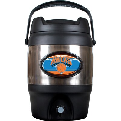 Great American Products NBA 3 Gallon Stainless Steel Jug