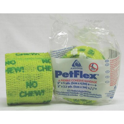 Andover Healthcare, Inc Pet Flex No Chew Bandage