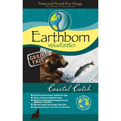 Earthborn Coastal Catch Dry Dog Food