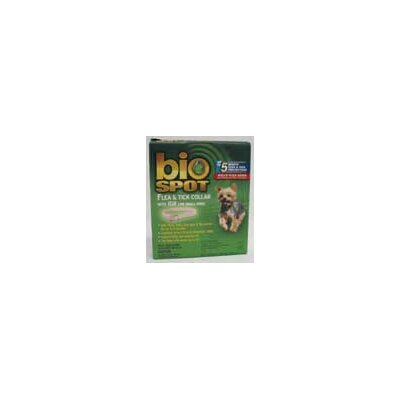 Farnam Pet Bio Spot Flea and Tick Collar in Green