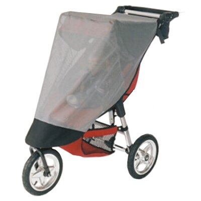 Sasha's Kiddie Products Baby Jogger City Series Single Model Sun Stroller Cover